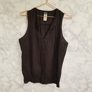 Patagonia Black Short Sleeve Blouse
